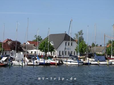 Büttner´s Restaurant in Greifswald-Wieck