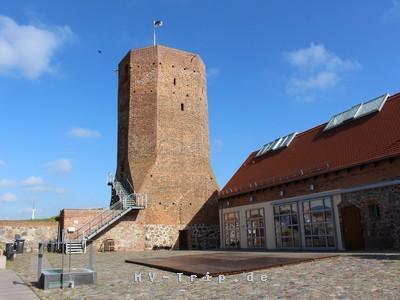 Burg Löcknitz