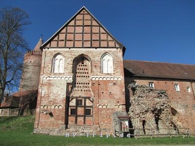 Burgkapelle der Burg Stargard