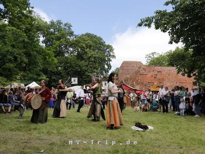Eldenaer Klostermarkt in Greifswald