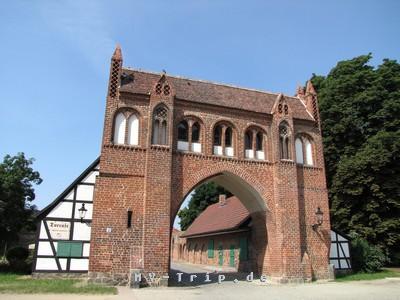 Friedländer Tor Neubrandenburg
