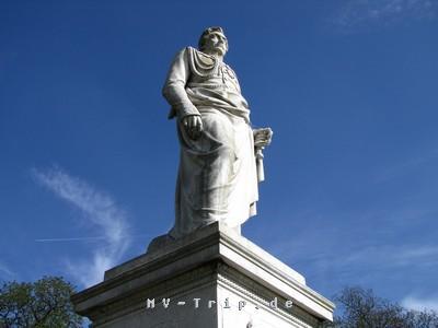 Fürst Malte I. zu Putbus-Denkmal