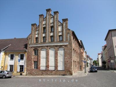 Gotisches Giebelhaus Anklam