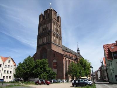 Jakobikirche Stralsund