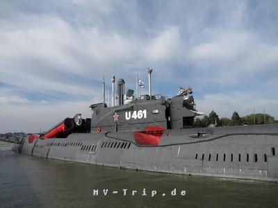U-Boot Juliett U-461