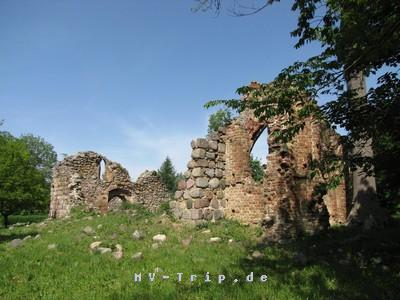 Kirchenruine Steinfurth