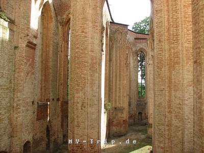 Kloster- und Schlossruine Dargun