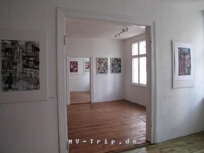 in der Galerie der Kulturbar