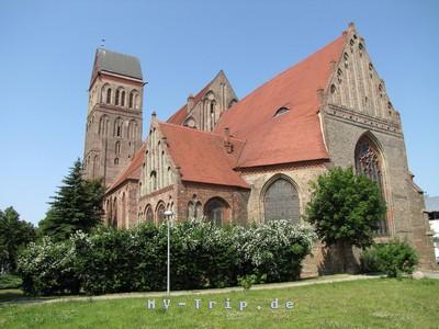 Marienkirche Anklam