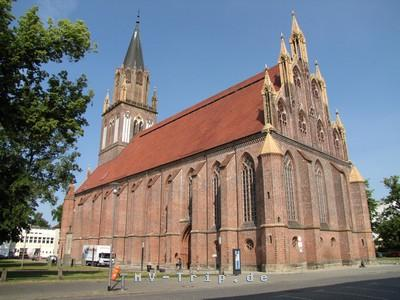Marienkirche Neubrandenburg