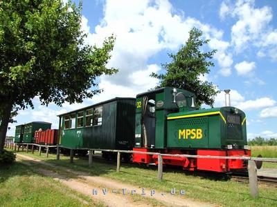 Mecklenburg-Pommersche Schmalspurbahn