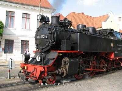 Mecklenburgische Bäderbahn Molli