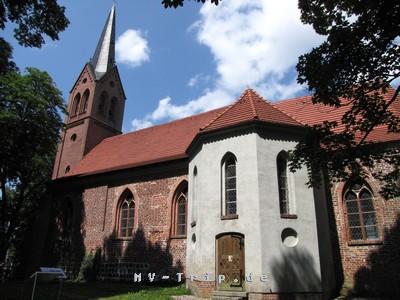 Michaeliskirche Krummin