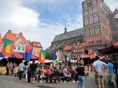 Wallensteintage Stralsund