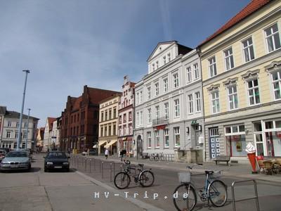 Neuer Markt Stralsund