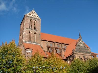 Nikolaikirche Wismar