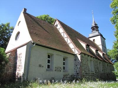 Petrikirche Benz