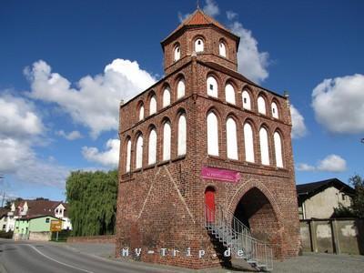 Rostocker Tor Ribnitz-Damgarten