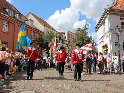Schwedenfest Wismar