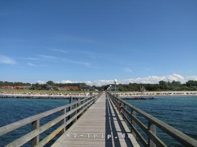 Seebrücke Wustrow