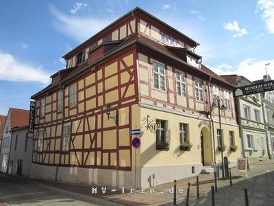 Stadtgeschichtliches Museum Kaffeemühle Wolgast