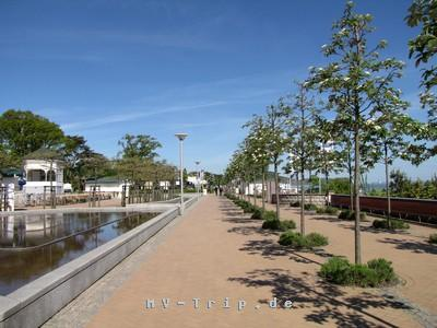 Strandpromenade Göhren