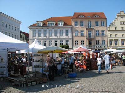 Töpfermarkt Greifswald