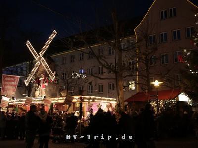 Weberglockenmarkt Neubrandenburg